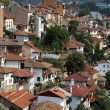 Houses in Veliko Tirnovo — Stock Photo