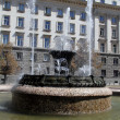 Fountain on street — Stock Photo #12755543
