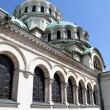 Church Alexander Nevsky — Stock Photo #12755659