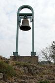 Bronze bell — Stock Photo