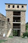 Kamienna wieża — Zdjęcie stockowe
