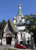 在索菲亚教堂 — 图库照片