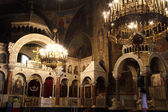Kościół alexander nevsky, bułgaria — Zdjęcie stockowe