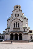 Church Alexander Nevsky, Bulgaria — Stock Photo