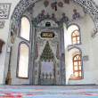 Mihrab and minbar — Stock Photo