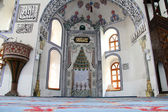 Mihrab and minbar — Foto de Stock