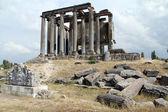 Zeus temple — Stock Photo