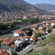 Amasya in Turkey — Stock Photo