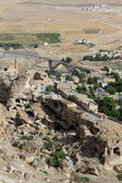 Ruinen in hasankeif — Stockfoto