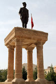 Ataturk in Midyat — Stock Photo