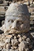 Stenen hoofd — Stockfoto