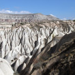Mountain in Cappadocia — Stock Photo