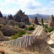 Landscape in Cappadocia - Stock Photo