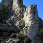 Kantara castle — Stock Photo #16501491