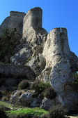 Kantara castle — Stockfoto