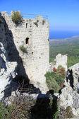 замок кантара — Стоковое фото