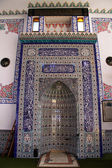 Tile mihrab — Stock Photo