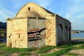 Old greek church — Stock Photo