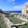 Ruins of Ayios Philion — Stockfoto