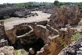Ruins in Salamis — Stock Photo