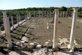 Kolumner och ruiner — Stockfoto