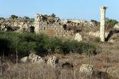 руины в саламине — Стоковое фото