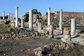 Columns in Salamis — Stock Photo