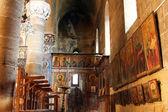 Inside Saint Mamas church — Stock Photo