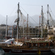 Stock Photo: Boats in Girne