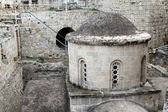 Church in Girne fortress, North Cyprus — Foto Stock