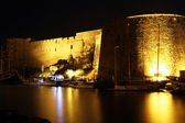 Fortress in Girne — Stock Photo