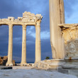 Ruins of Apollo temple in Side — Stock Photo