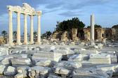 Apollo temple — Stock Photo