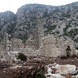 Ruins in Olimpos — Stock Photo #16804801