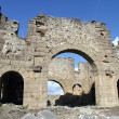 Temple in Aspendos — Stock Photo #16805389