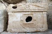 мраморные гробницы — Стоковое фото