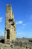 ściany świątyni — Zdjęcie stockowe