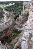 руины крепости — Стоковое фото