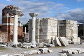Ruins in Selcuk — Stock Photo