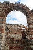 Brick arches — Stock Photo