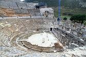 Theater in Ephesus — Stock Photo