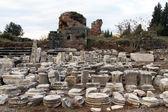 Columns in Ephesus — Stock Photo
