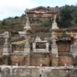 Ruins in Ephesus - Stock Photo