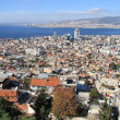 Buildings and Izmir — Stock Photo #17325991