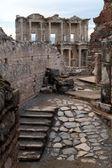 Ruins in Ephesus — Stock Photo