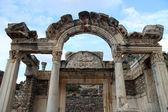 Ruïnes van de tempel — Stockfoto