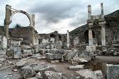 Antiken ruinen — Stockfoto
