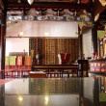 Inside temple — Stock Photo #17348573