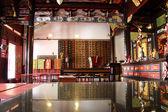 Wewnątrz świątyni — Zdjęcie stockowe