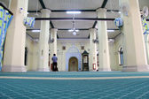 Inside mosque — Stock Photo